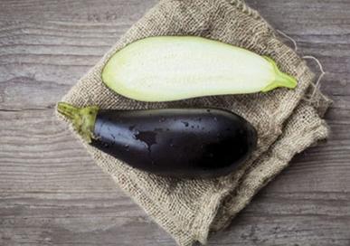 aubergine farcie parfumée romarin