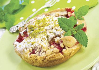 Rhubarb Tartelettes Recipes — Dishmaps