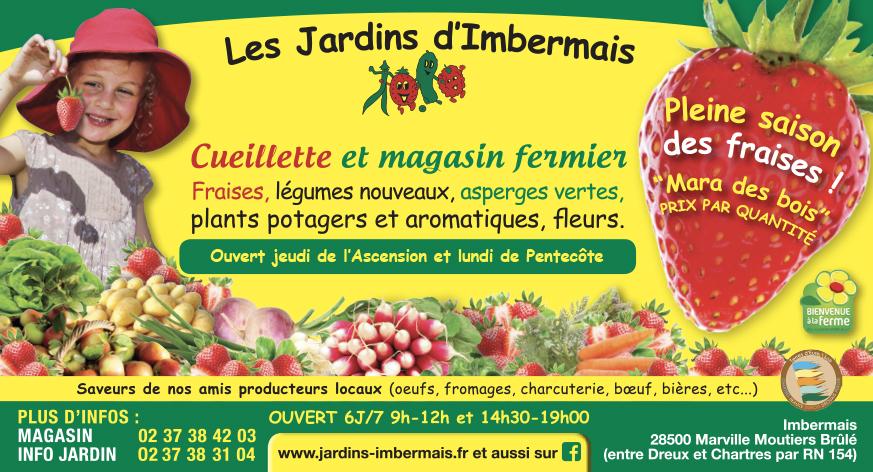 jardins imbermais, pommes de terre